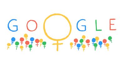 Google × 国際女性デー 2014