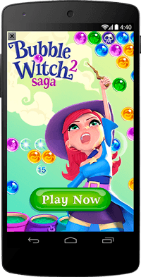 Phone Bubblewitch