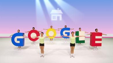 Google × ラジオ体操放送86周年記念