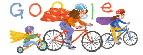 Google × 母の日 2014