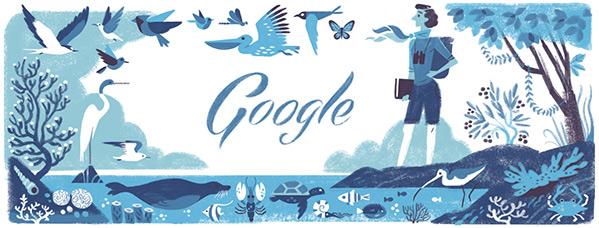 Google × レイチェル・カーソン