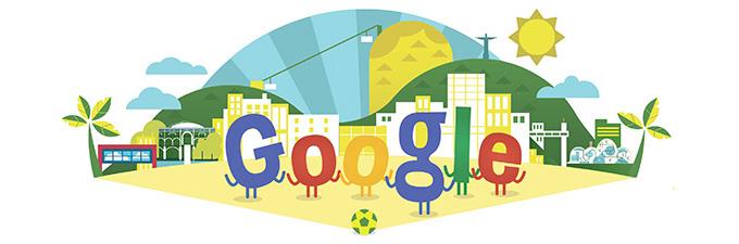 Google × 2014FIFAワールドカップ Part.1