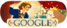 シャルル・ペロー 生誕 388 周年 #GoogleDoodle