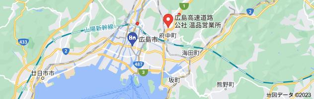 広島高速の地図
