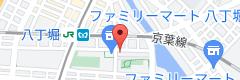 インテックスインコーポレイテッド(株)の地図