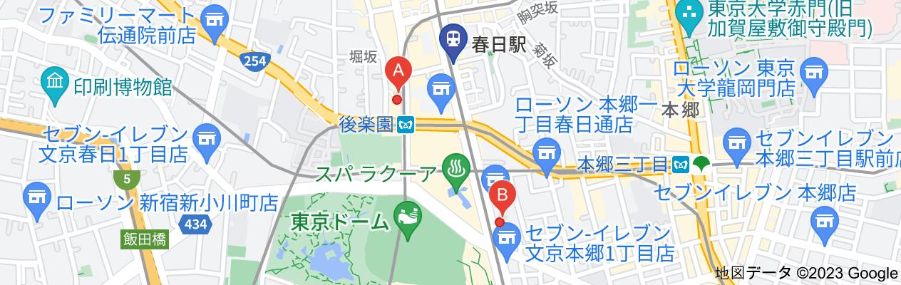サイゼリア 春日駅の地図