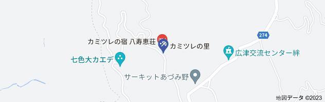 カミツレの里の地図