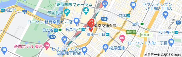 株 東京 交通 会館の地図